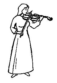 Cuerda frotada: violín, viola, violoncelo y contrabajo ...