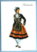 españa traje santander